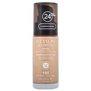 El mejor listado de Base maquillaje grasa Revlon ColorStay para comprar online – Los más vendidos