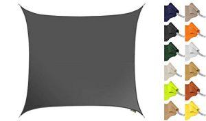 Selección de Toldos Kookaburra Carbón Cuadrado Transpirable para comprar on-line – Los favoritos