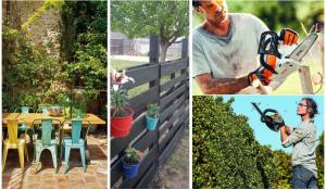 muebles jardin Bricolaje herramientas que puedes comprar en Internet