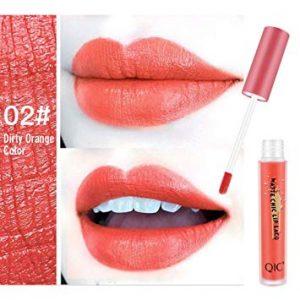 Opiniones de Pintalabios terciopelo impermeable hidratante maquillaje para comprar en Internet – Los mejores