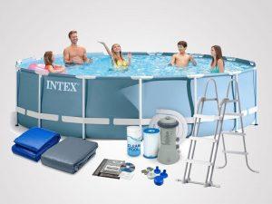 Opiniones de lona piscina intex para comprar – Los más solicitados