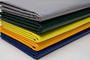La mejor lista de Lona gris PVC 300 m2 para comprar On-line