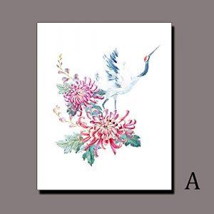 La mejor lista de lona Pintura Colgante Nordico minimalista decorativa 90cm_Figura para comprar On-line – Los Treinta mejores