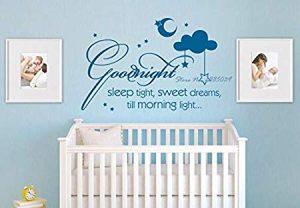 Selección de lona bricolaje extraible pared Dormitorio romantico para comprar On-line – El TOP Treinta