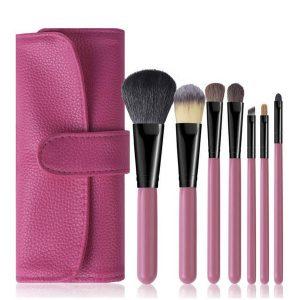 La mejor selección de brochas maquillaje colorete portátil estuche para comprar on-line