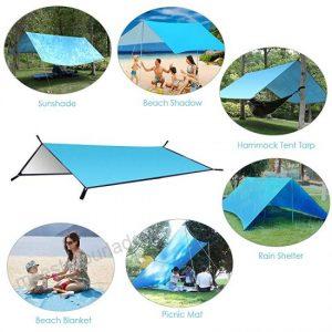 Opiniones y reviews de Lona Proteccion Acampar Protectora Campamento para comprar