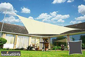 Reviews de Toldos Kookaburra Triangular 4 2mx4 2mx6 0m Impermeable para comprar online