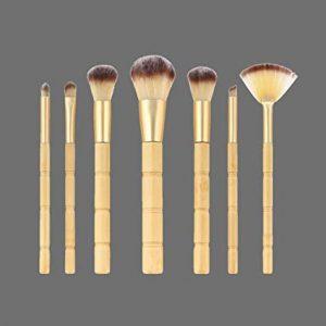 Opiniones y reviews de brochas maquillaje unidades nailon madera para comprar Online
