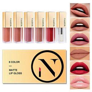 Catálogo de Pintalabios aterciopelado hidratante Lipgloss cosmeticos para comprar online