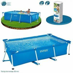 Lista de lona piscina rectangular para comprar en Internet