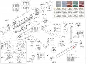 La mejor recopilación de lona evergr 250 f45il fiamma para comprar Online – Los mejores
