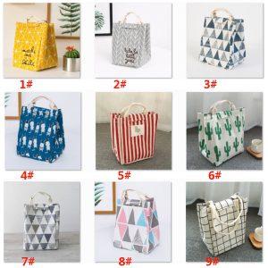 Lista de lona algodon congelados flores bolso para comprar Online – Los más vendidos