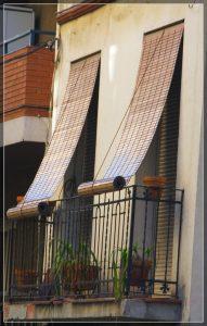 Selección de Toldos Puertas Ventanas Cubierta Cortina para comprar por Internet