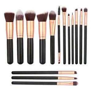 Reviews de brochas maquillaje piezas sombra delineador para comprar On-line
