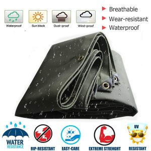 El mejor listado de Lona impermeable polietileno negro 1200 para comprar On-line – Los preferidos