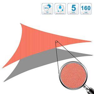 Recopilación de Toldos Impermeable Triángulo Protección Ultravioleta para comprar en Internet