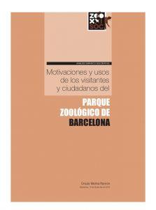 Ya puedes comprar en Internet los JARDIN ZOOLOGICO BARCELONA Guia perspectivas