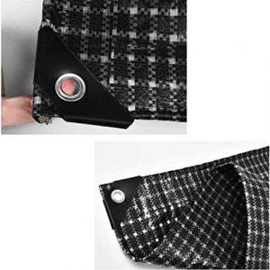 Lona CUIYXLona Blanco Negro Impermeable disponibles para comprar online