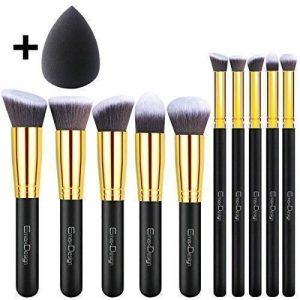 Opiniones de brochas maquillaje kabuki colorete regalo para comprar on-line – Los mejores