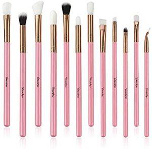 La mejor selección de Brochas Maquillaje Cejas Ojos Sintéticas para comprar Online
