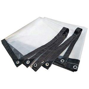 Catálogo para comprar en Internet Lona transparente impermeable resistente invernadero