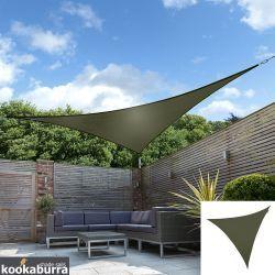 El mejor listado de Toldos Kookaburra Oscuro Triangular Impermeable para comprar on-line – Los mejores