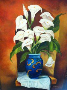 Lista de Lona lienzo 47 flor cala para comprar en Internet – El Top Treinta