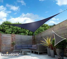 Catálogo de Toldos Kookaburra Carbón Triangular Impermeable para comprar online
