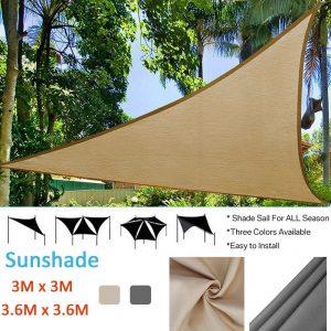 Toldos 92 95 Canopy triángulo Derecho disponibles para comprar online