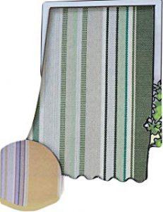 La mejor selección de toldos exterior estampado anillas terraza para comprar Online