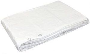 La mejor lista de Lona protectora 260 m² blanco para comprar On-line