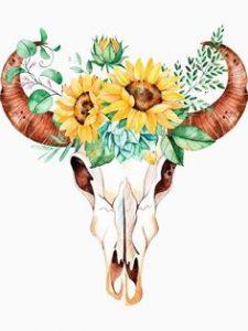 La mejor recopilación de Lona Calavera Floral Thornton Verano para comprar por Internet – El TOP Treinta