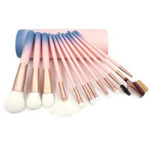 La mejor recopilación de Brochas maquillaje soporte mezclar colorete para comprar en Internet