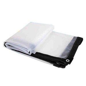 Listado de Lona Transparente Impermeable Cubierta Piscina para comprar Online