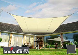 Reviews de Toldos Kookaburra Marfil Cuadrado Transpirable para comprar on-line – El Top 20