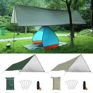 Recopilación de Lona para acampar impermeable multifuncional para comprar