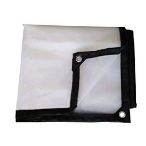Opiniones de Lona Transparente Resistente Arandelas Impermeable para comprar en Internet
