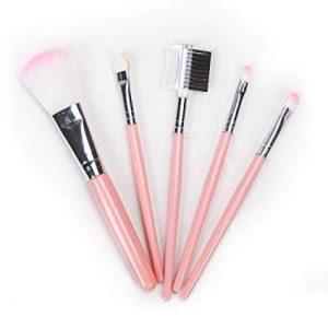 Opiniones de brochas maquillaje madera pestañas mejillas para comprar Online