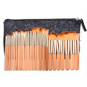 Catálogo para comprar brochas maquillaje cepillo manchas portátil