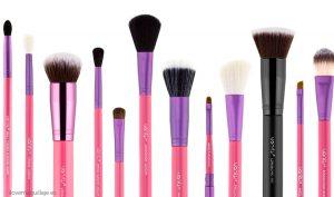 brochas maquillaje tamaño pequeño grande que puedes comprar Online