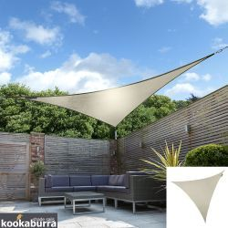 Catálogo para comprar Online Toldos Kookaburra Terracota Triangular Impermeable
