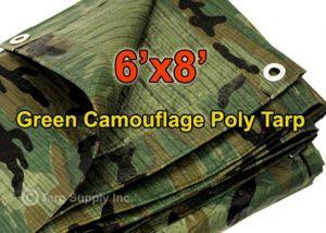 Opiniones de Lona polietileno camuflaje verde 15 para comprar On-line – Los preferidos
