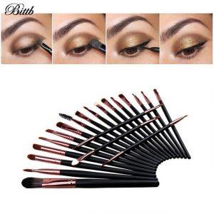 Catálogo para comprar online Brochas Maquillaje Sombra Cepillo Piezas
