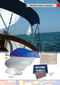 Catálogo de Toldos bimini Incluir disponibles Náutica para comprar online