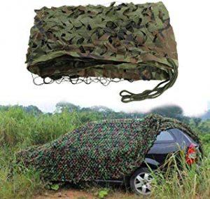 Selección de Lona Militar 2 X 3 m Woodland para comprar por Internet – Los Treinta mejores