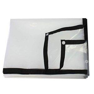 Lista de Lona Impermeable Transparente Reforzados Ventana para comprar on-line – Los 20 preferidos