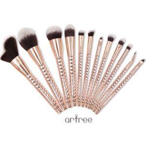 Selección de Brochas Maquillaje Juegos Cepillo Cerámica para comprar on-line