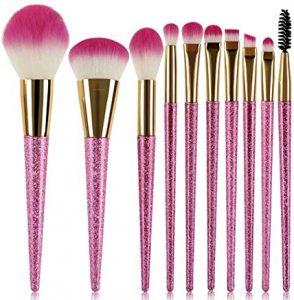El mejor listado de brochas maquillaje Cepillo conjunto belleza para comprar On-line