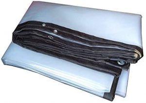 Lona transparente balcon impermeable aislante que puedes comprar Online