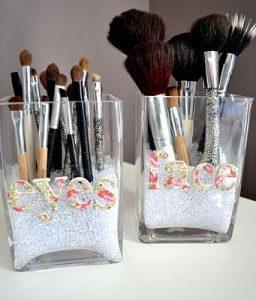 Opiniones de Brochas Maquillaje Holder Pincel Organizador para comprar on-line
